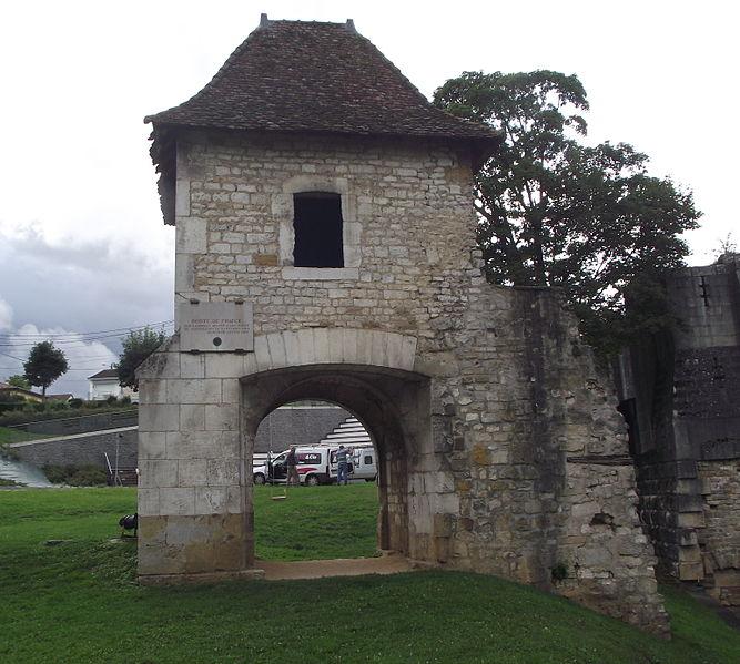 Photo du Monument Historique Château situé à Vaucouleurs