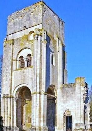 Photo du Monument Historique Ancienne abbaye Saint-Vanne situé à Verdun