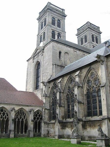 Photo du Monument Historique Cathédrale Notre-Dame situé à Verdun