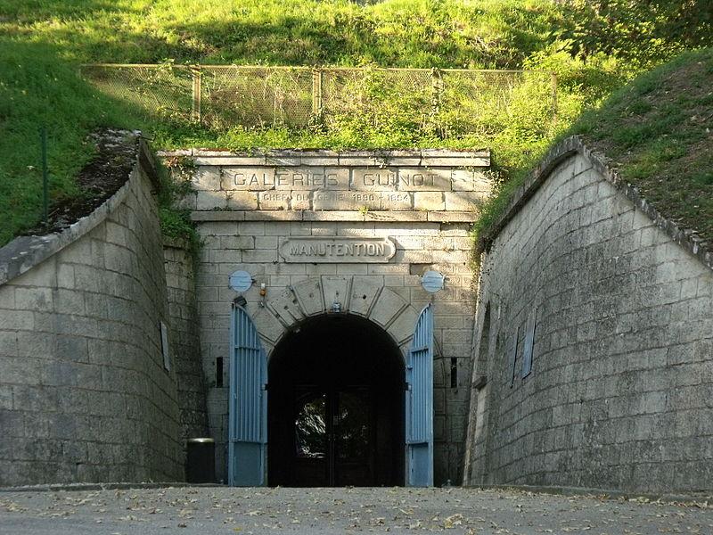 Photo du Monument Historique Citadelle situé à Verdun