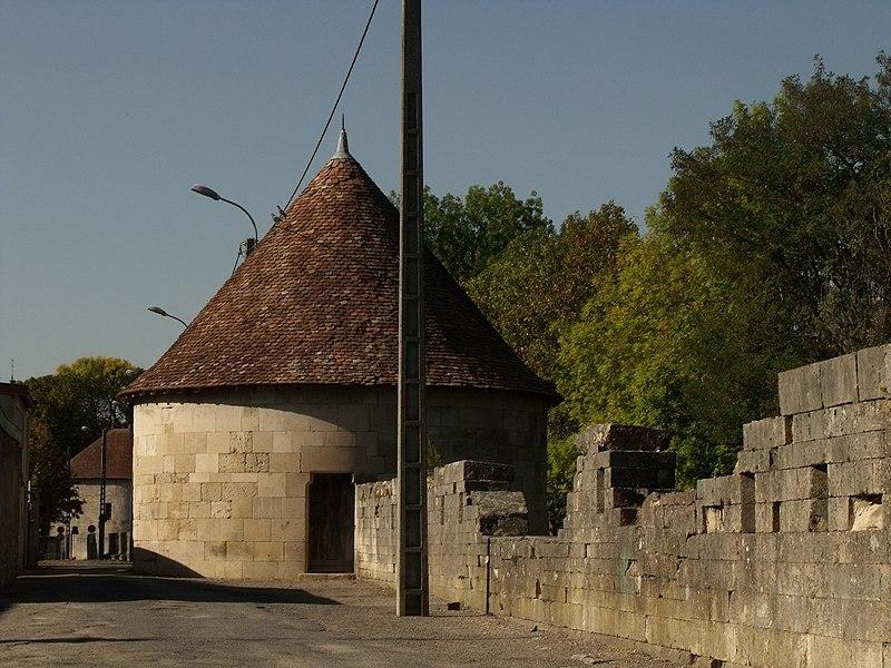 Photo du Monument Historique Enceinte fortifiée situé à Verdun