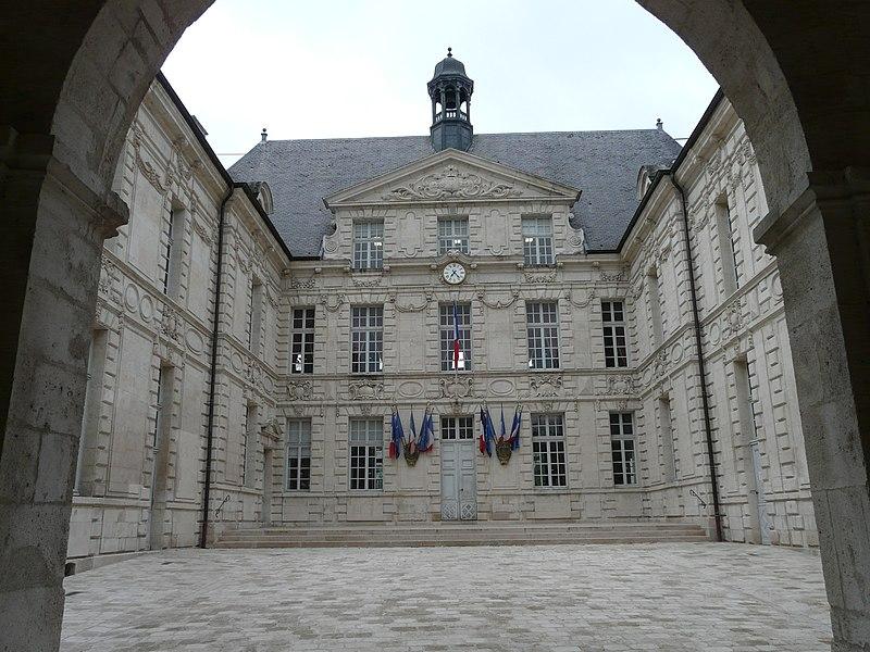 Photo du Monument Historique Hôtel de ville situé à Verdun