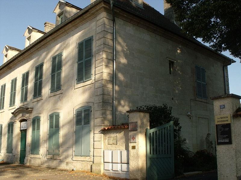 Photo du Monument Historique Immeuble situé à Verdun
