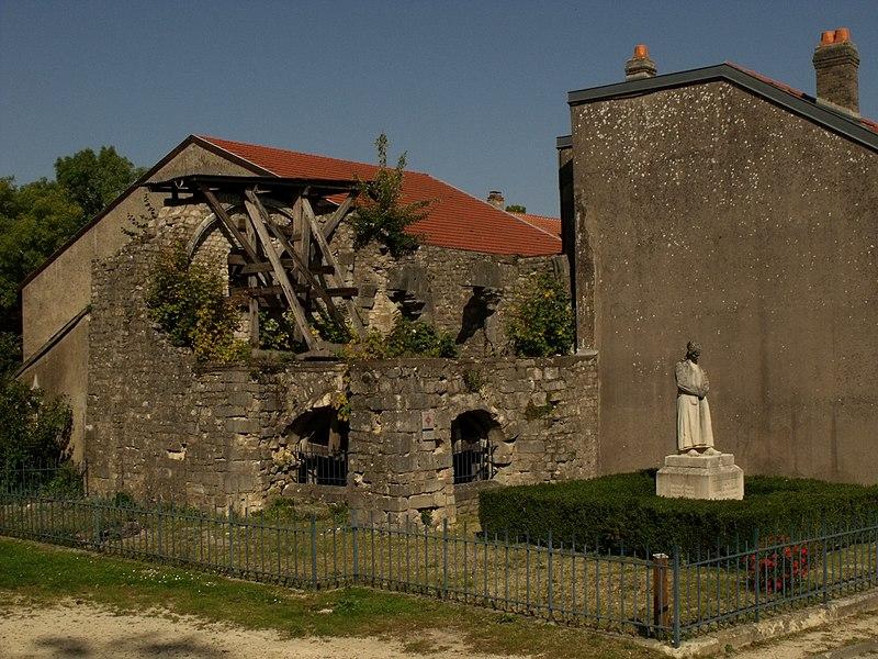 Photo du Monument Historique Maison dite de la Voûte situé à Vigneulles-lès-Hattonchâtel