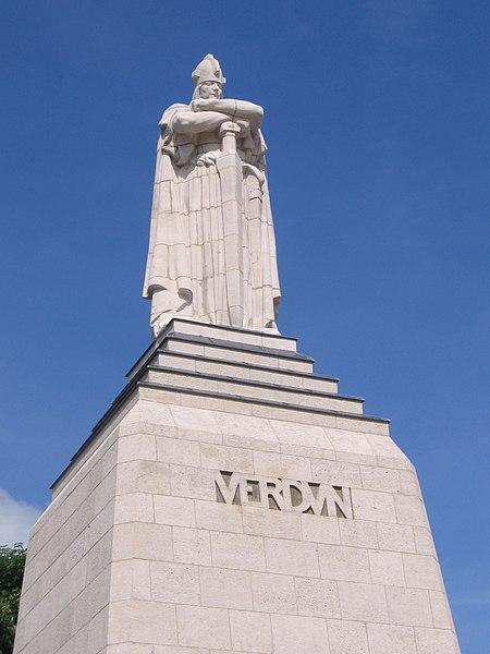Photo du Monument Historique Monument A la Victoire et aux Soldats de Verdun situé à Verdun