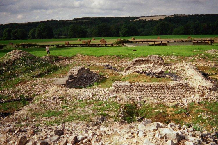 Photo du Monument Historique Site archéologique du sanctuaire de Nasium situé à Saint-Amand-sur-Ornain