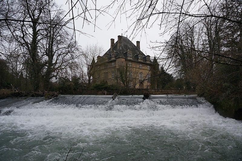 Photo du Monument Historique Château de Ville-sur-Saulx situé à Lisle-en-Rigault