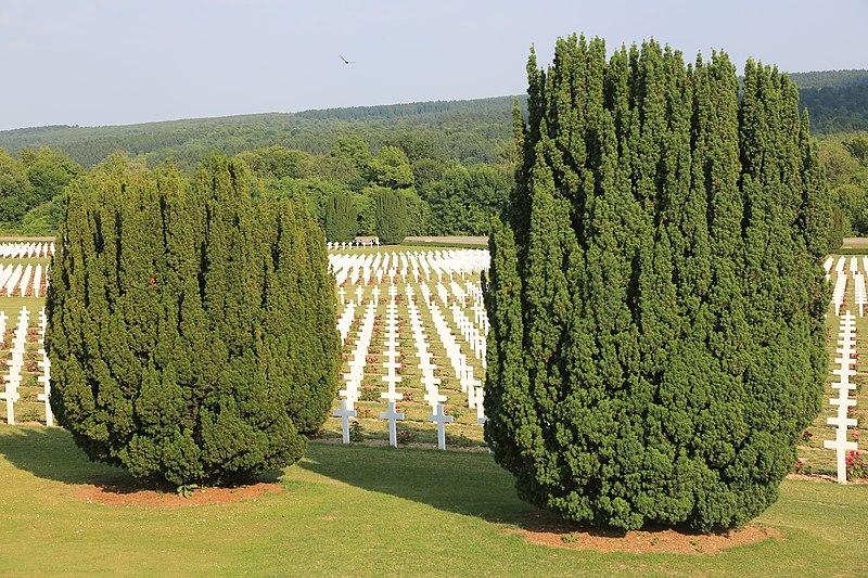 Photo du Monument Historique Ossuaire de Douaumont situé à Fleury-devant-Douaumont