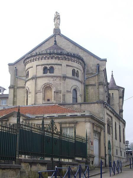 Photo du Monument Historique Chapelle de l'Institution Saint-Joseph situé à Verdun