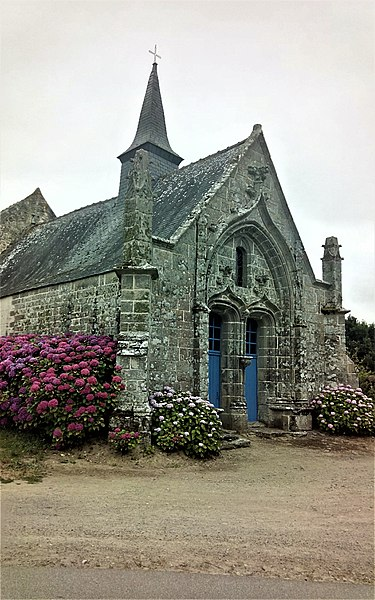 Photo du Monument Historique Chapelle Notre-Dame-de-Mille-Secours de Brouël situé à Ambon