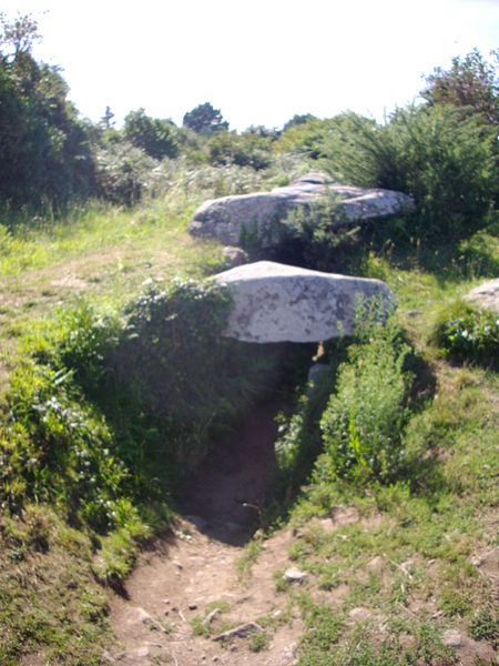 Photo du Monument Historique Dolmen situé à Arzon