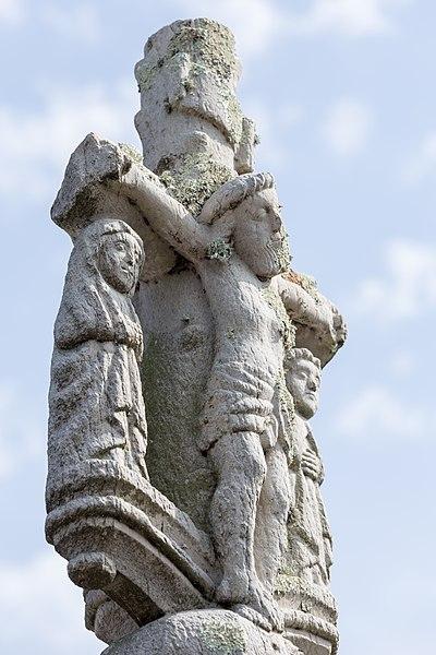 Photo du Monument Historique Cimetière situé à Augan