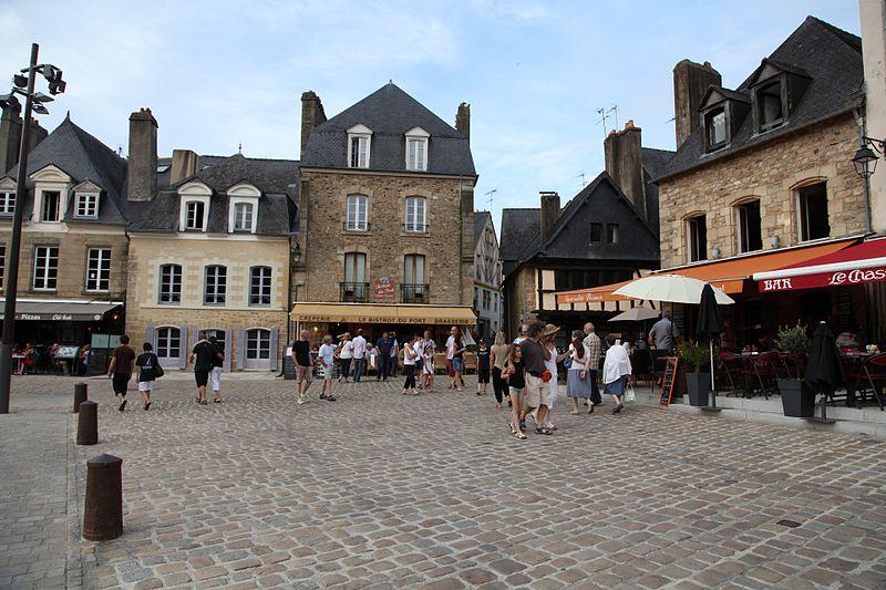 Photo du Monument Historique Maison situé à Auray