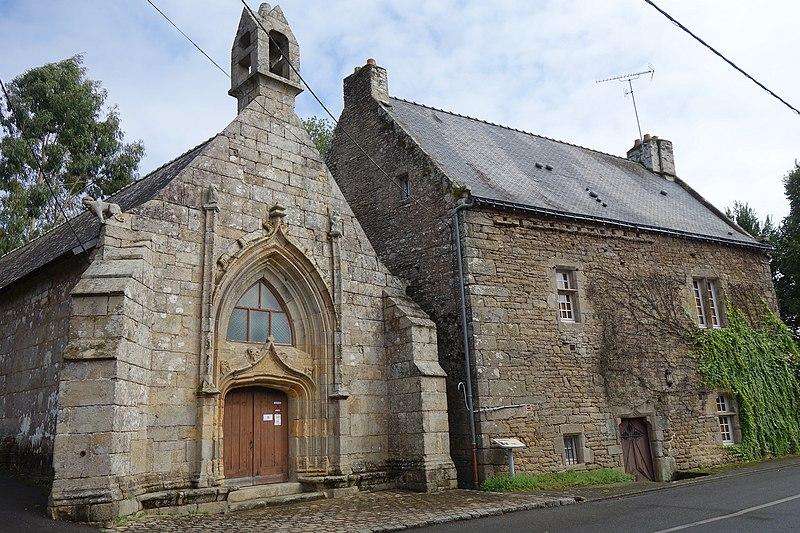 Photo du Monument Historique Prieuré de Saint-Cado situé à Auray