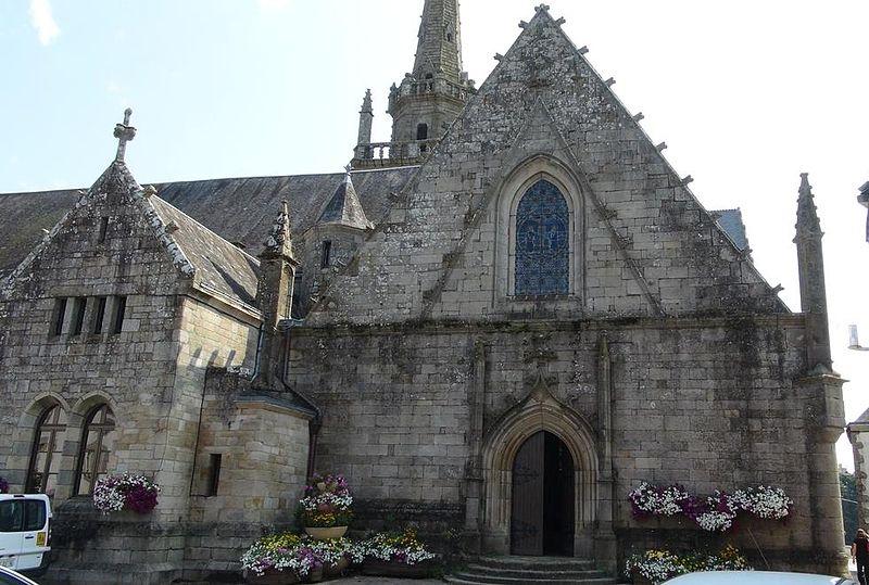 Photo du Monument Historique Chapelle de la Clarté situé à Baud