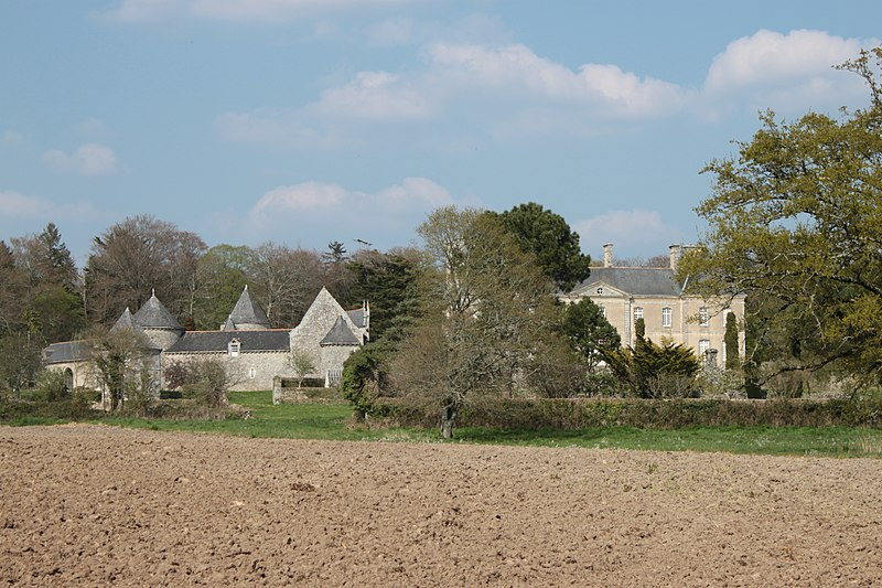 Photo du Monument Historique Château de Trémoar situé à Berric