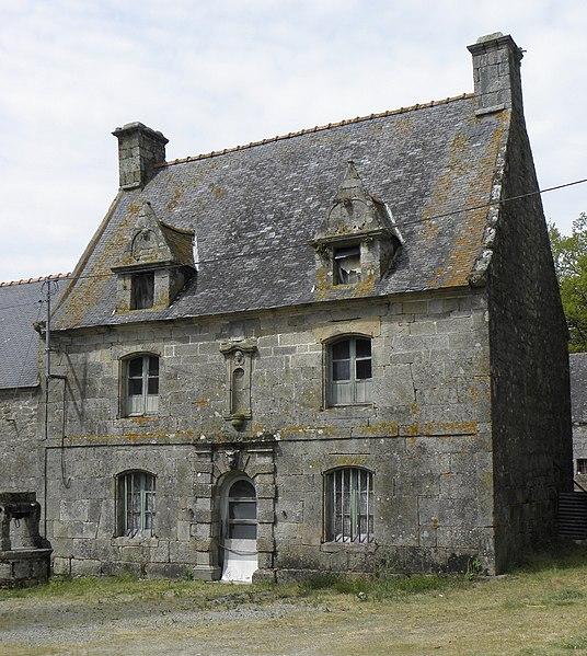 Photo du Monument Historique Maison situé à Bieuzy