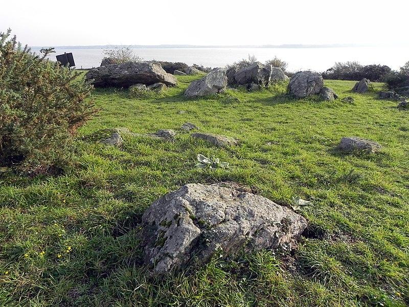 Photo du Monument Historique Dolmen situé à Billiers