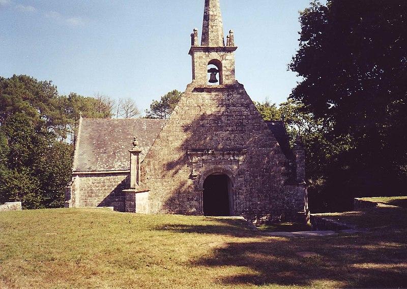Photo du Monument Historique Chapelle Notre-Dame-de-Becquerel situé à Bono