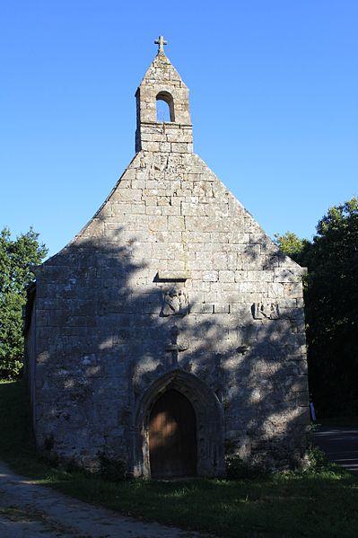 Photo du Monument Historique Chapelle Saint-Jacques situé à Brech