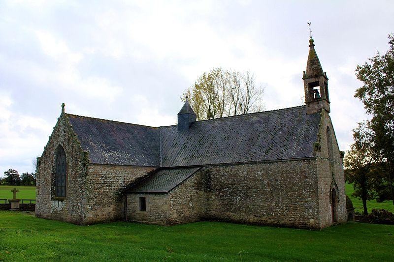 Photo du Monument Historique Chapelle Sainte-Anne situé à Buléon