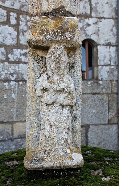 Photo du Monument Historique Cimetière situé à Buléon