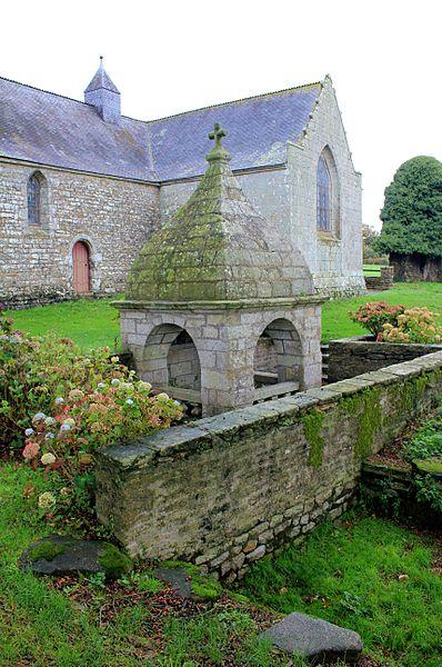 Photo du Monument Historique Fontaine Sainte-Anne situé à Buléon