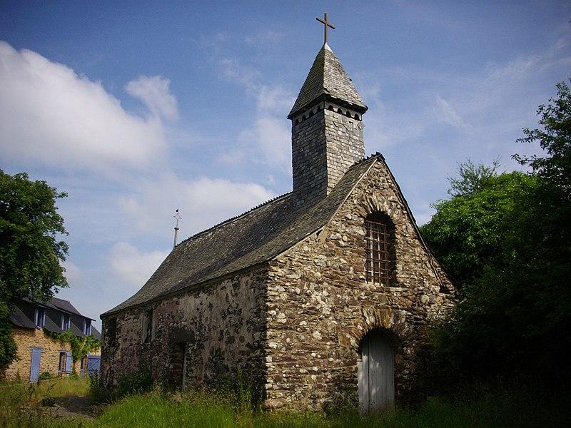 Photo du Monument Historique Chapelle Saint-Jean situé à Campénéac