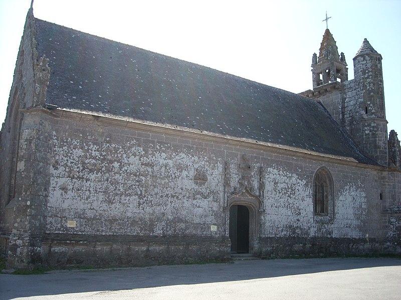 Photo du Monument Historique Chapelle Saint-Colomban situé à Carnac