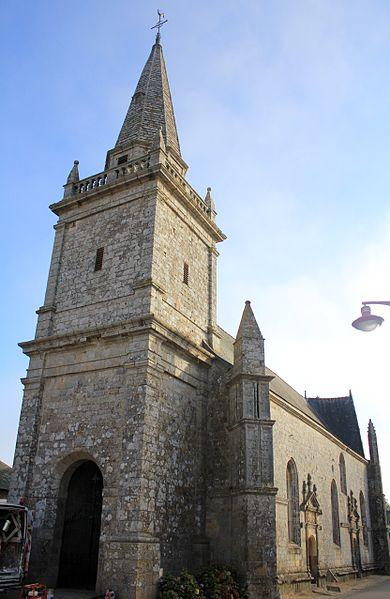 Photo du Monument Historique Eglise Notre-Dame-de-la-Fosse situé à La Chapelle-Neuve