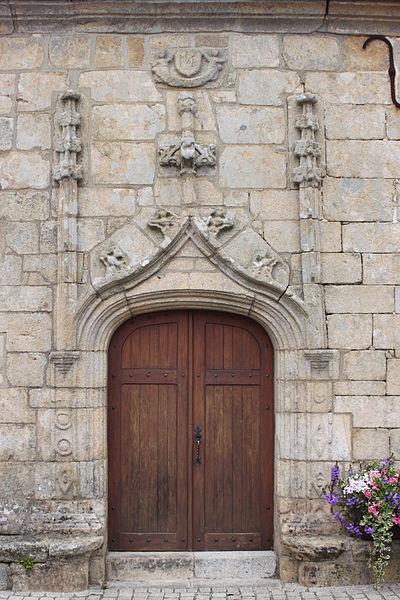 Photo du Monument Historique Chapelle de Langroës, dite aussi chapelle de la Vraie Croix situé à Erdeven