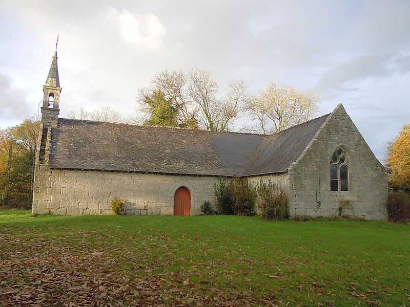 Photo du Monument Historique Chapelle Saint-Jean situé à Le Faouët