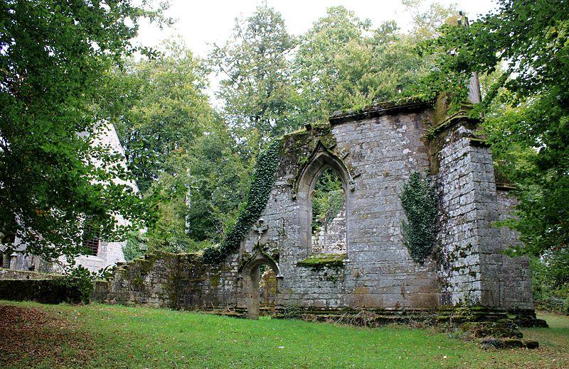 Photo du Monument Historique Chapelle Notre-Dame de Burgo situé à Grand-Champ