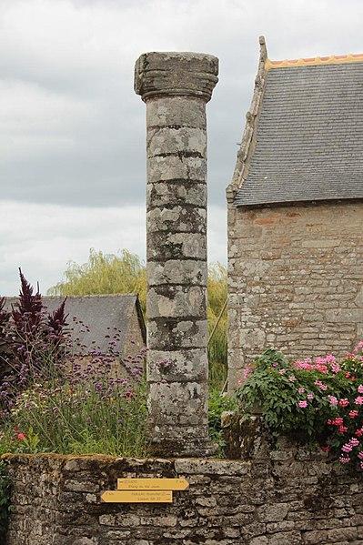 Photo du Monument Historique Cimetière de Trégranteur situé à Guégon