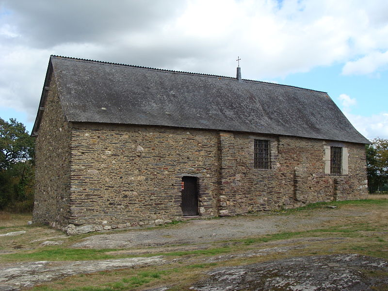 Photo du Monument Historique Chapelle Saint-Etienne situé à Guer