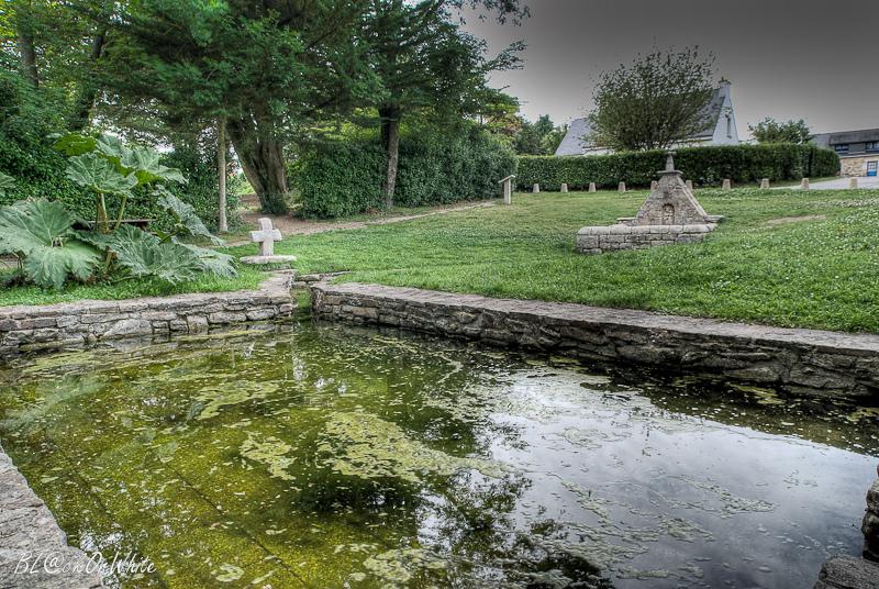 Photo du Monument Historique Chapelle Saint-Mathieu situé à Guidel