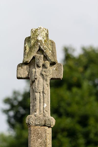 Photo du Monument Historique Croix de la Villemeno situé à Guillac