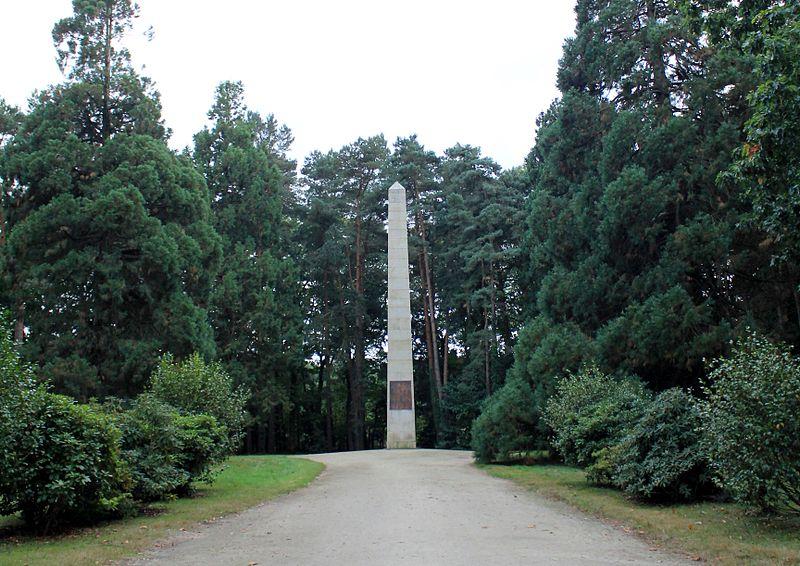 Photo du Monument Historique Colonne des Trente situé à Guillac