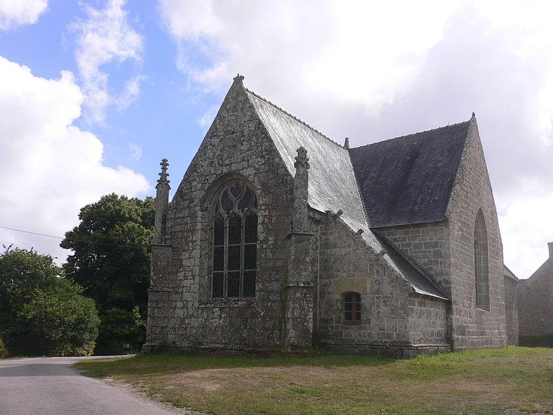 Photo du Monument Historique Chapelle Saint-Eloi situé à Guiscriff