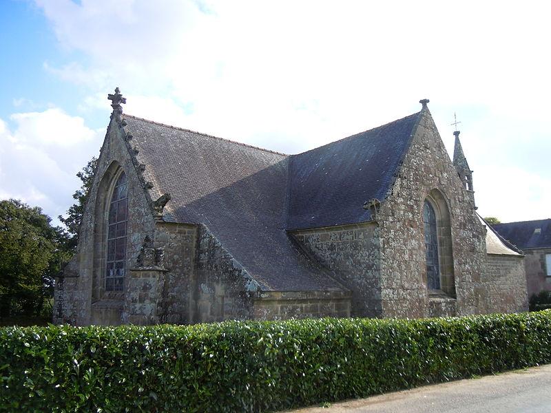 Photo du Monument Historique Chapelle Saint-Maudé situé à Guiscriff