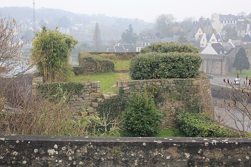 Photo du Monument Historique Maison situé à Hennebont