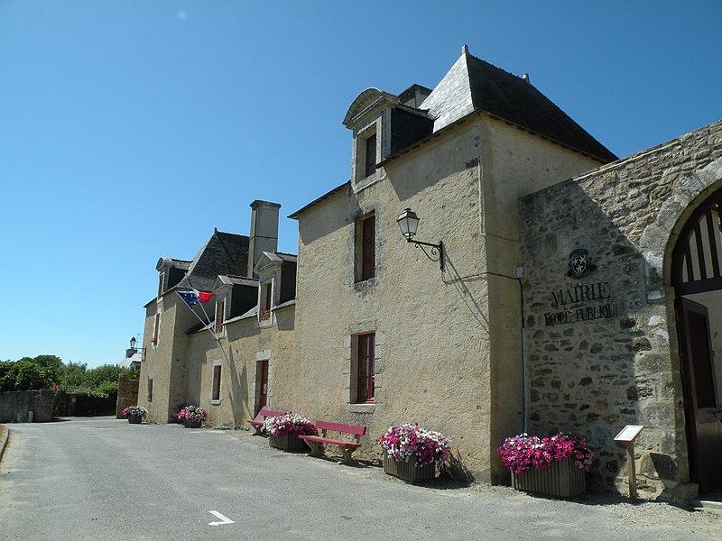 Photo du Monument Historique Ancien prieuré situé à Île-d'Arz