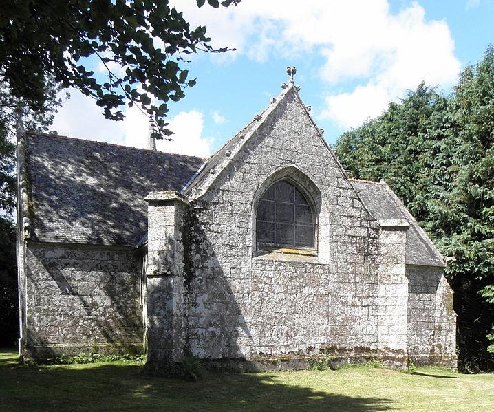 Photo du Monument Historique Chapelle de Locmaria situé à Inguiniel