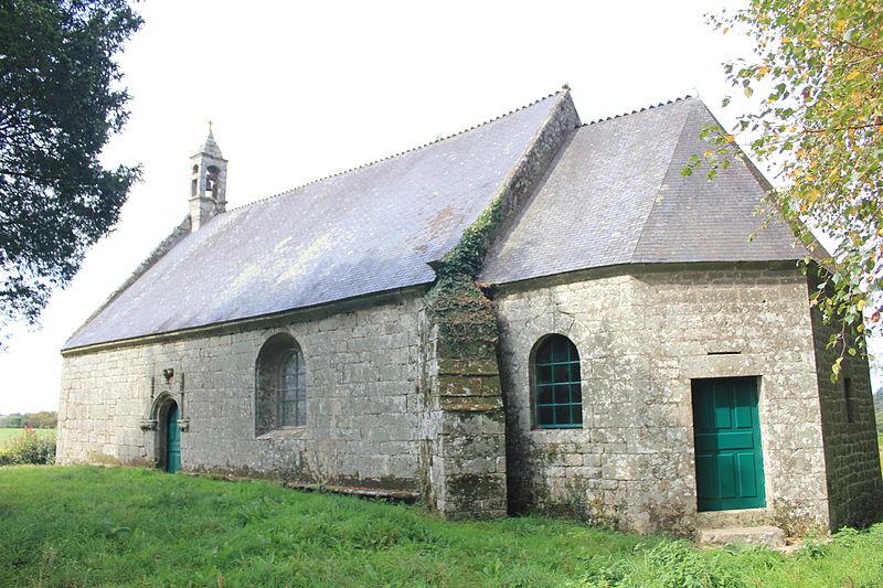 Photo du Monument Historique Chapelle Saint-Claude situé à Inguiniel