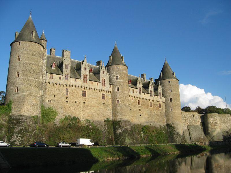 Photo du Monument Historique Château situé à Josselin