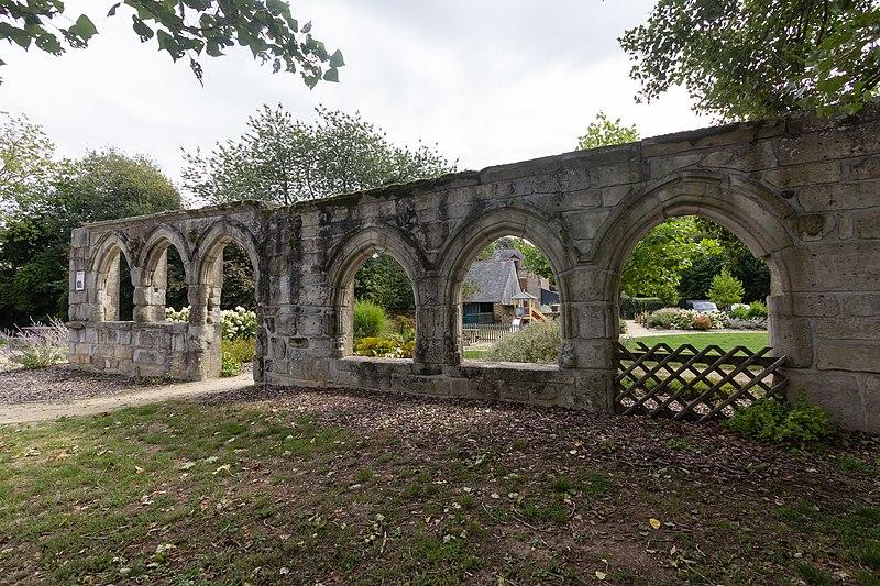 Photo du Monument Historique Deux maisons situé à Josselin
