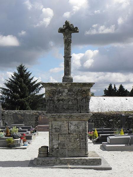 Photo du Monument Historique Cimetière situé à Kernascléden