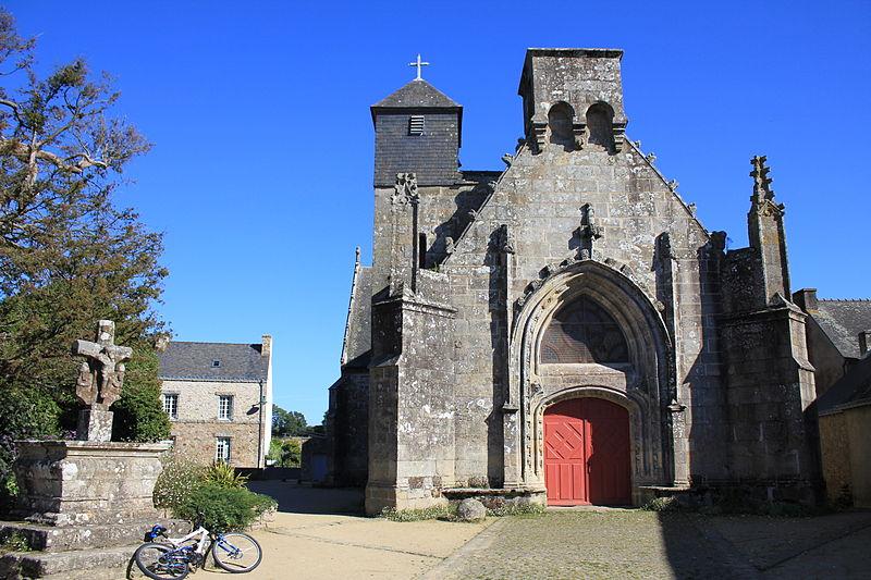 Photo du Monument Historique Eglise Saint-Théleau situé à Landaul
