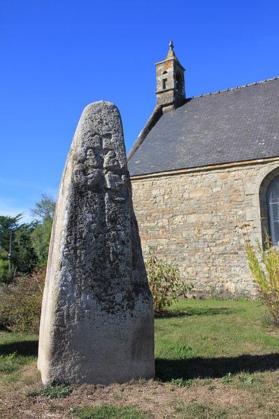 Photo du Monument Historique Lech de Langonbrach situé à Landaul
