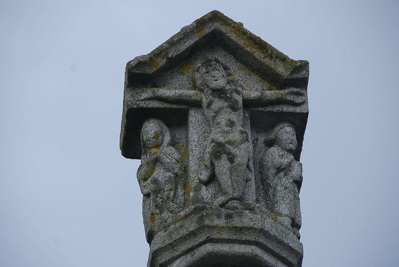 Photo du Monument Historique Nouveau cimetière situé à Lanouée